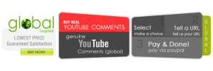 buy youtube comments