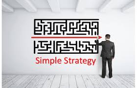 simple strategy instagram