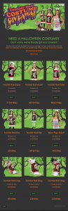 Ways to Develop a Halloween Outfit Free gift