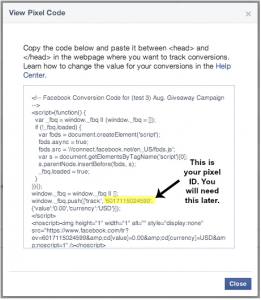 Ways to Track the Conversions of Your Project's Facebook Ads.