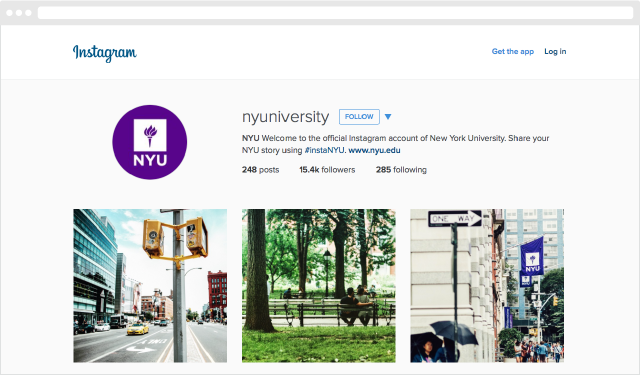 nyu-instagram-marketing-example