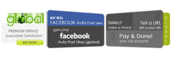 Buy Facebook auto likes