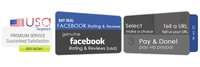 Buy Facebook Ratings - Global