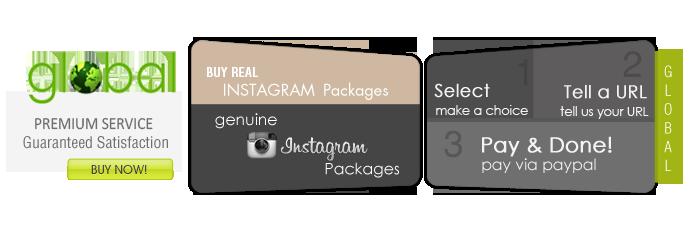 buy Instagram packages
