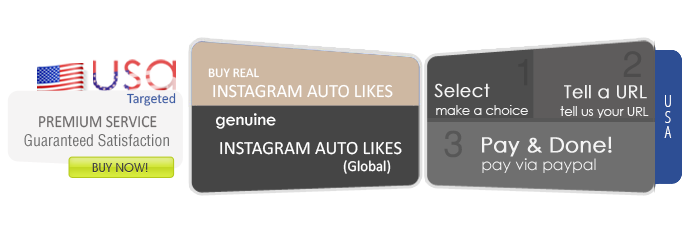 Instagram Auto Likes | Fresh 2017 Methods | USA Targeted