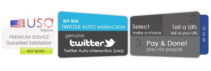 Buy auto retweets