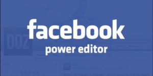 Facebook power editor Instagram