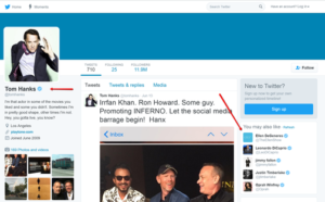 how to get account verified on Twitter