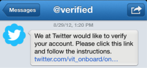 How to get verified on Twitter