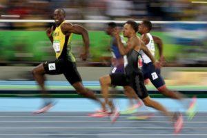 Usain Bolt Twitter trending