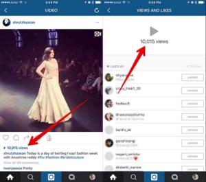 instagram marketing views