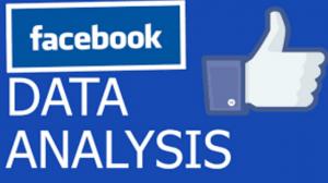 analyze facebook data