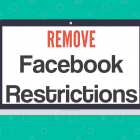 , How To Remove Facebook Page Restrictions